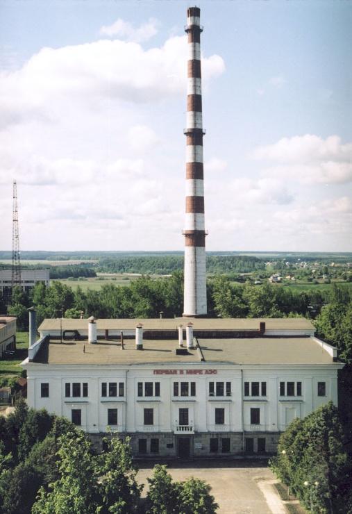 jaderná energie - Technické opakování: Počátky atomového věku část 2 - Ve světě (obninsk je 740) 1