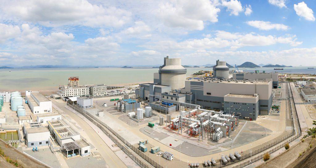jaderná energie - Čínské jaderné bloky se opět opožďují kvůli bezpečnosti - Nové bloky ve světě (sanmen SNPTC 1024) 1