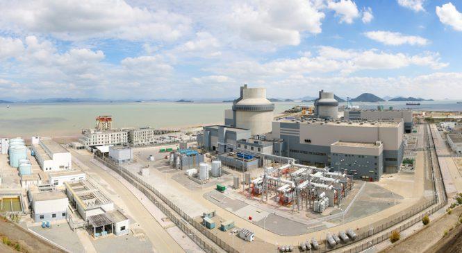 Čínské jaderné bloky se opět opožďují kvůli bezpečnosti