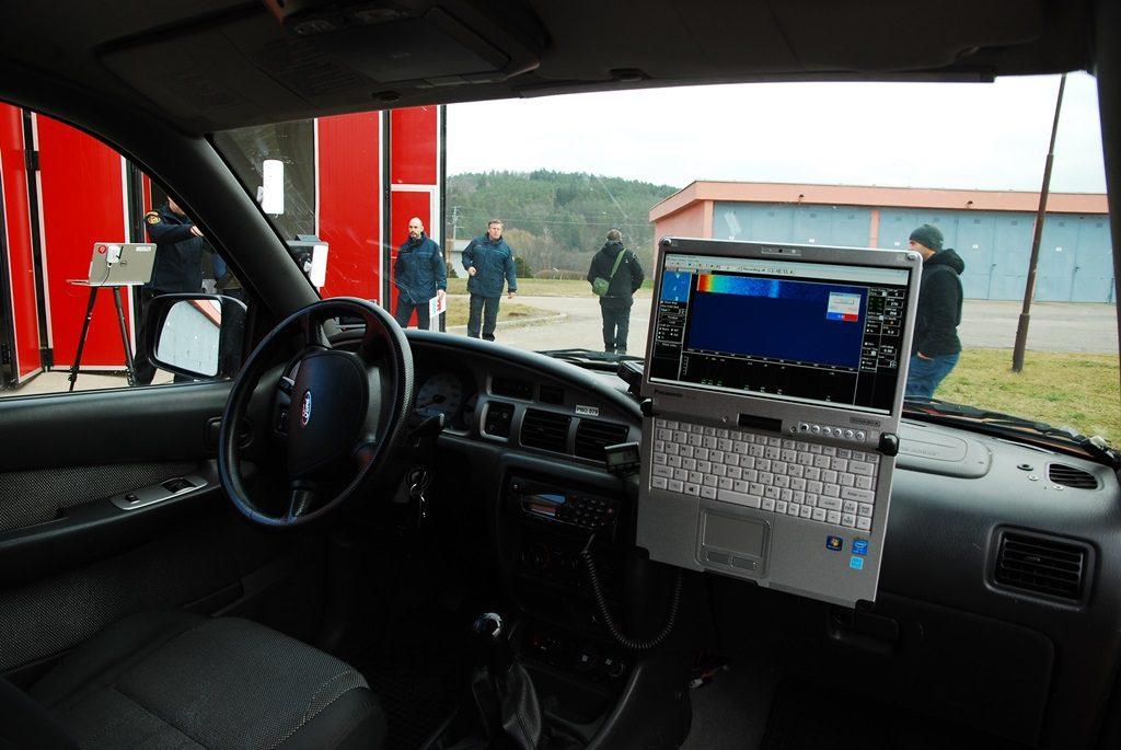 jaderná energie - Dodávka mobilního monitorovacího systému jednotkám Integrovaného záchranného systému - V Česku (tisnov 201802 4) 2
