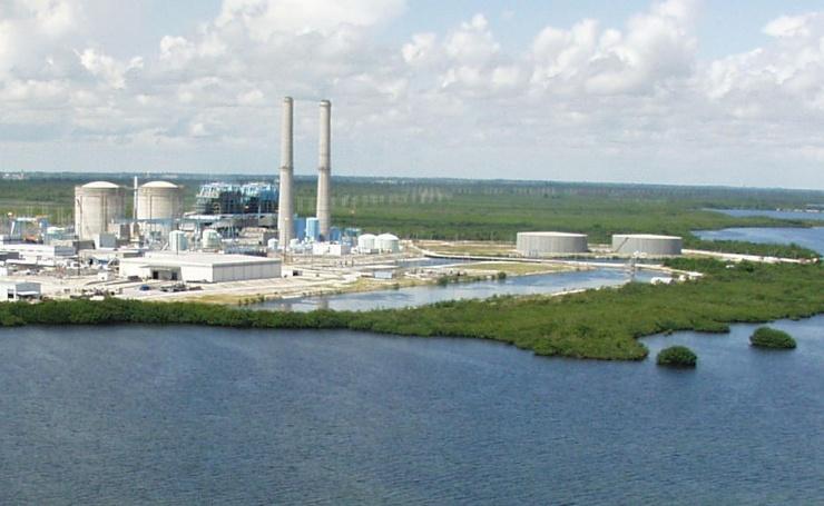jaderná energie - Americká JE Turkey Point jako první žádá o prodloužení provozu až na 80 let - Ve světě (turkey point 3 740) 1