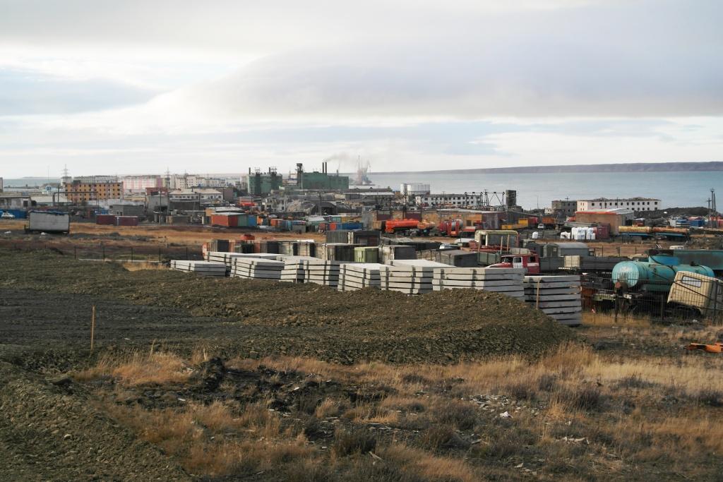 V Peveku dokončují kotviště pro plovoucí jadernou elektrárnu