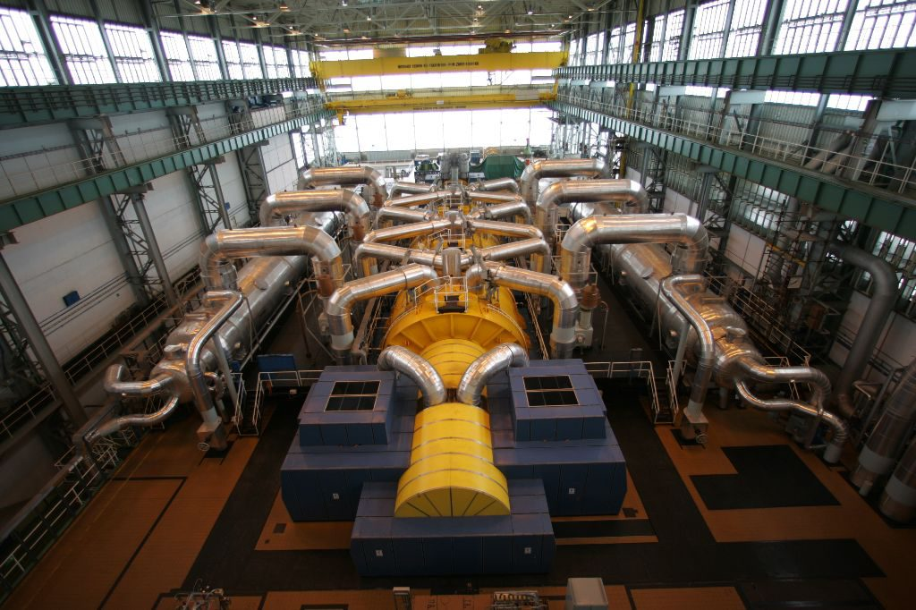 jaderná energie - První blok Temelína začal po odstávce vyrábět elektřinu - V Česku (03 temelin) 1