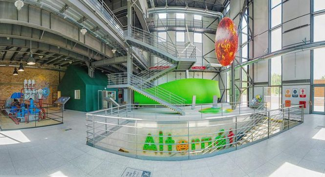 Třebíčský Alternátor chystá expozici o jaderném odpadu