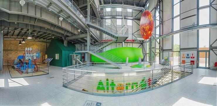 jaderná energie - Třebíčský Alternátor chystá expozici o jaderném odpadu - Back-end (1464340544 dsc 6324 dsc 6332 9 images 740) 3