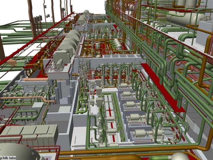 jaderná energie - Moderní informační technologie dokáží snížit náklady na jadernou elektrárnu o 20 % - Nové bloky ve světě (1 740) 3