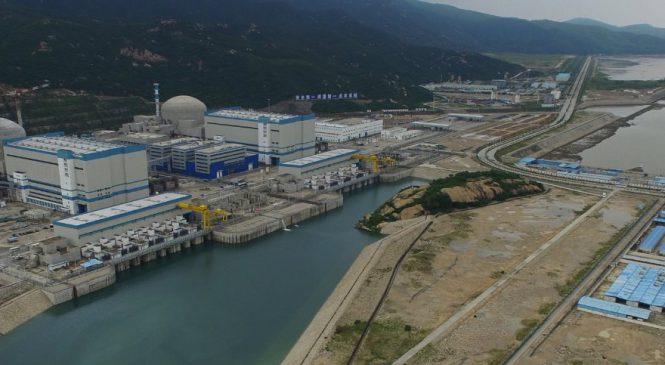 Čína začne v roce 2018 stavět až osm nových reaktorů