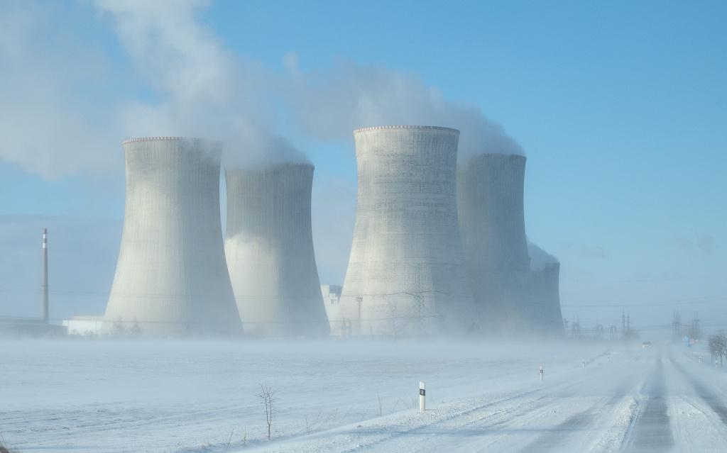 jaderná energie - Dukovany a Temelín mají díky mrazu vyšší produkci než v létě - V Česku (DSCN1104 1024) 2