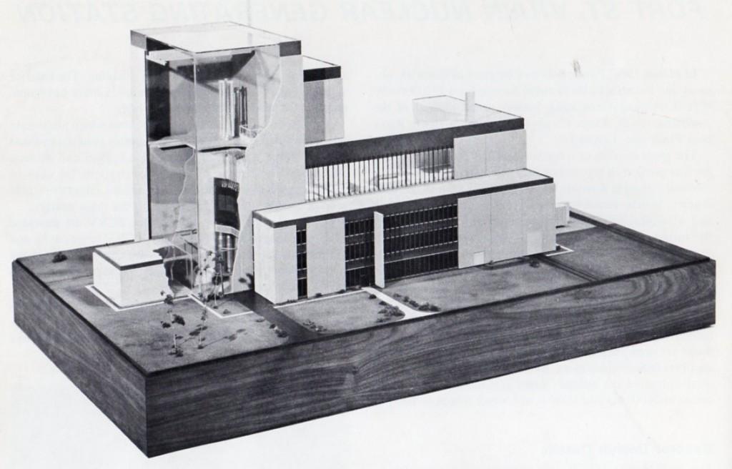 jaderná energie - Fort St. Vrain v obrázcích, část 2 - Fotografie (Fort St Vrain Model 1) 2