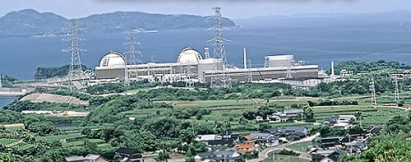 jaderná energie - Znovuspuštění sedmého japonského reaktoru - Ve světě (Genkai plant 460 Kyushu) 2