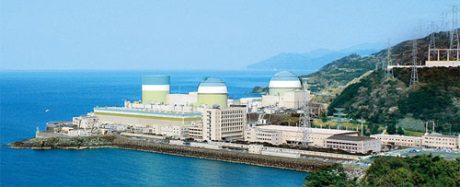 jaderná energie - Společnost Shikoku rozhodla o vyřazení druhého bloku JE Ikata z provozu - Ve světě (Ikata plant 460 Shikoku) 1