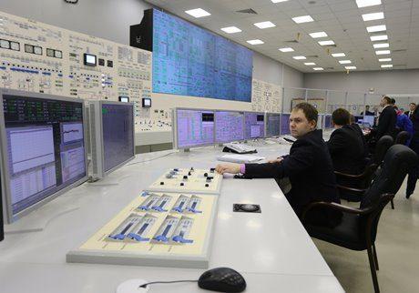 jaderná energie - První blok Leningradské JE-II vstupuje do finální fáze uvádění do provozu - Nové bloky ve světě (Leningrad II 1 trial operation 460 Rosatom) 1