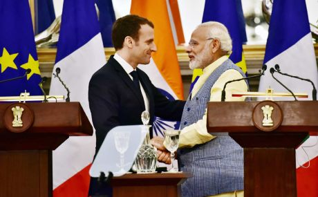 jaderná energie - Schválení dohody pro reaktory v JE Jaitapur - Nové bloky ve světě (Macron Modi 10 March PMO 460) 2