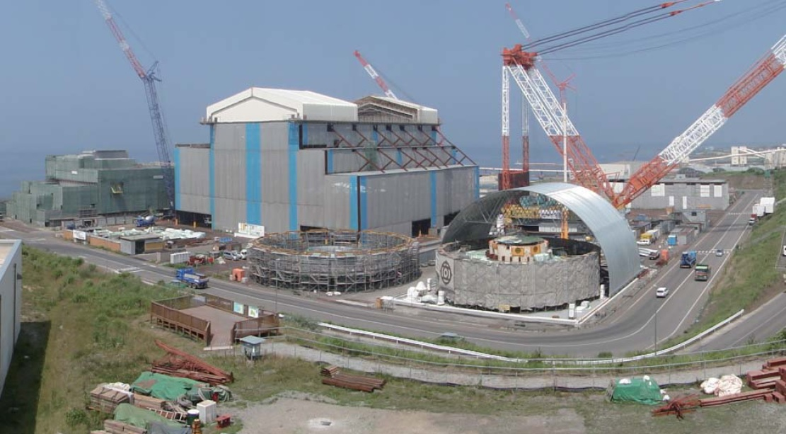 jaderná energie - Soud tozhodl proti snaze zastavit výstavbu JE Ohma - Nové bloky ve světě (Ohma July 2014 courtesy J Power) 3
