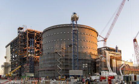 jaderná energie - Společnost Georgia Power najímá operátory z JE VC Summer do JE Vogtle - Nové bloky ve světě (Vogtle 3 January 2018 460 Georgia Power 1) 1