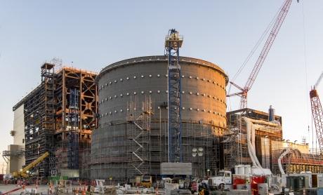 jaderná energie - Společnost Georgia Power najímá operátory z JE VC Summer do JE Vogtle - Nové bloky ve světě (Vogtle 3 January 2018 460 Georgia Power 1) 2