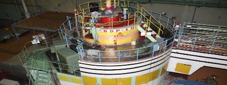 jaderná energie - V rámci mise agentury MAAE se uskutečnil přezkum uzbeckého výzkumného reaktoru - Ve světě (WWR SM 460 INP) 1