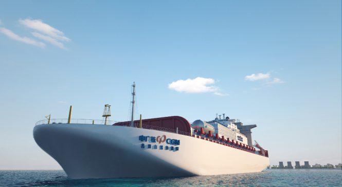 CNNC: změny v harmonogramu Sanmen-1 a čínské jádro na moři