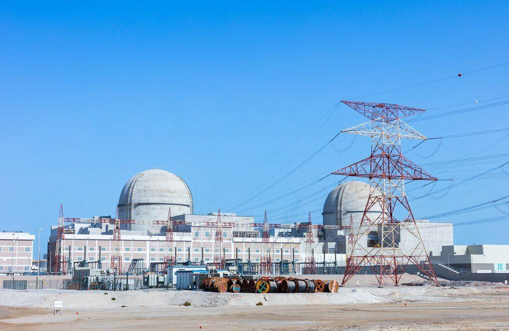 jaderná energie - Euro: Jaderné arabské jaro. Reaktory chce Saúdská Arábie, Egypt i Jordánsko - Nové bloky ve světě (barakah ENEC 1024 1) 1