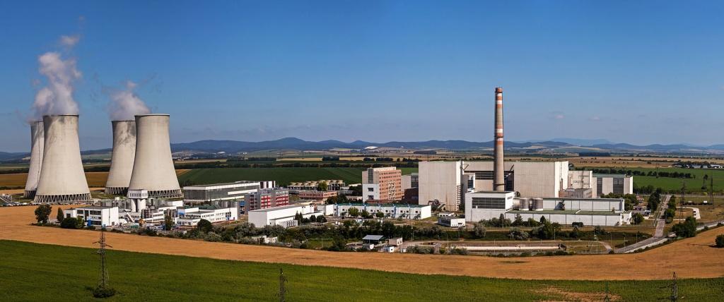 jaderná energie - vEnergetike: Český ČEZ zostáva v projekte novej bohunickej atómky - Nové bloky ve světě (ebo panorama s 2 1024) 3