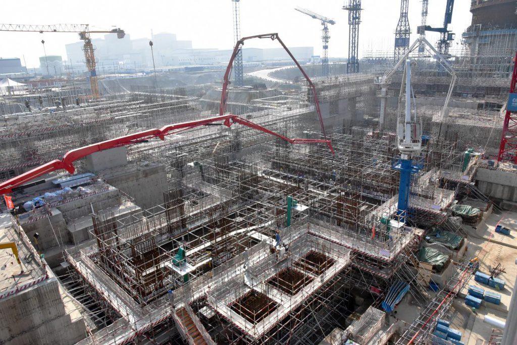 jaderná energie - Čínské prvenství vjádře do 20 let? - Nové bloky ve světě (fangchenggang CGN 1024) 1