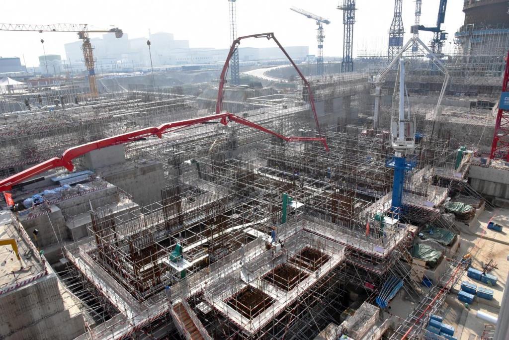 jaderná energie - Čínské prvenství vjádře do 20 let? - Nové bloky ve světě (fangchenggang CGN 1024) 3