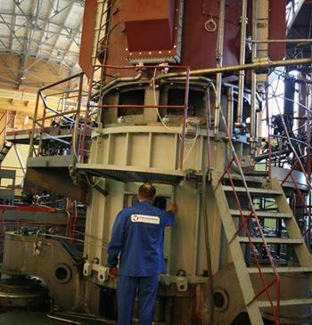 Rosatom v Egyptě použije čerpadla zvyšující účinnost jaderné elektrárny