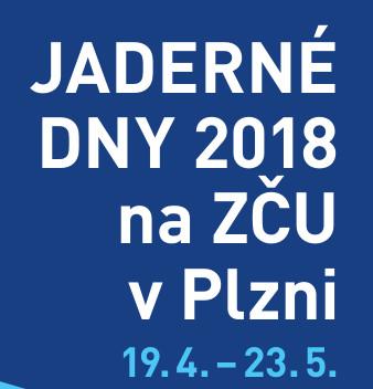 Blíží se Jaderné dny 2018 v Plzni