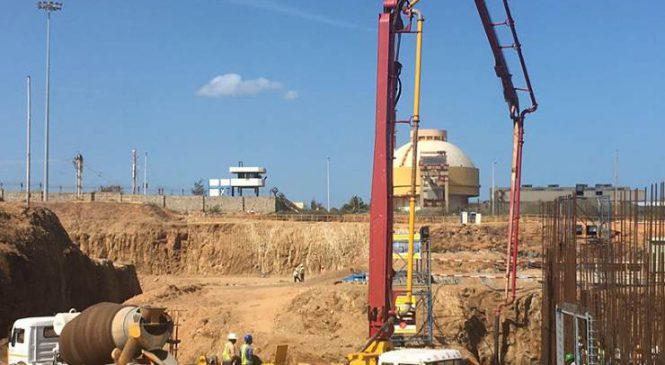 Indie vybírá lokalitu a typ reaktorů pro novou jadernou elektrárnu