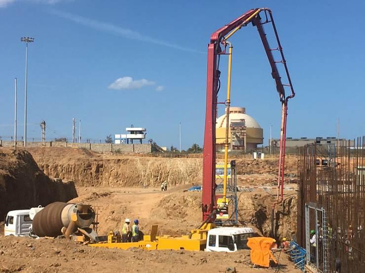 jaderná energie - Indie vybírá lokalitu a typ reaktorů pro novou jadernou elektrárnu - Nové bloky ve světě (stavba 740) 1