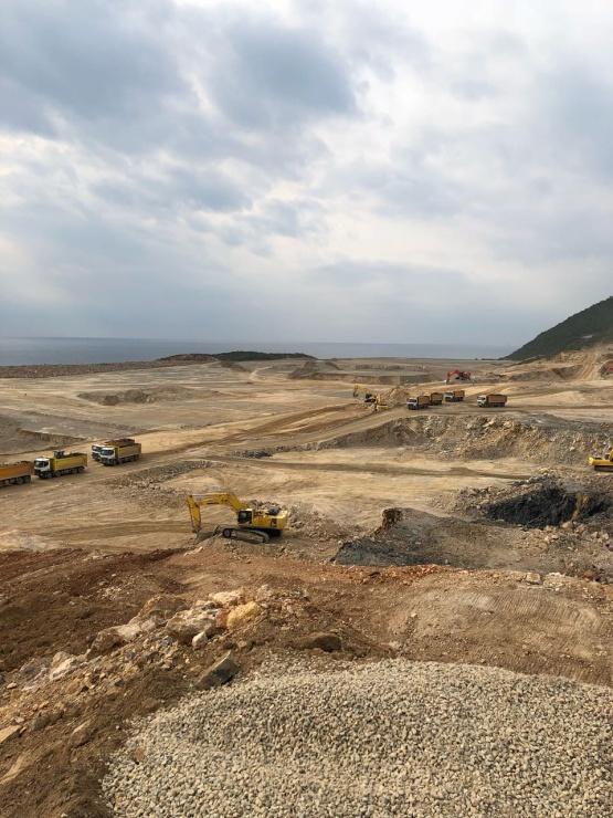 jaderná energie - Hledání investorů do turecké JE Akkuyu - Nové bloky ve světě (staveniste 11 12 2017 03 akkunpp 740) 1