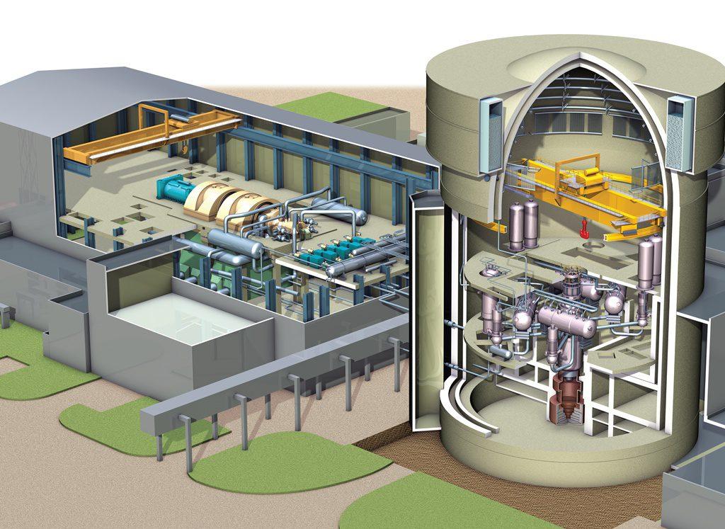 jaderná energie - Jaderné dny 2018: Sešli se tři rivalové - Nové bloky v ČR (AES 2006) 6
