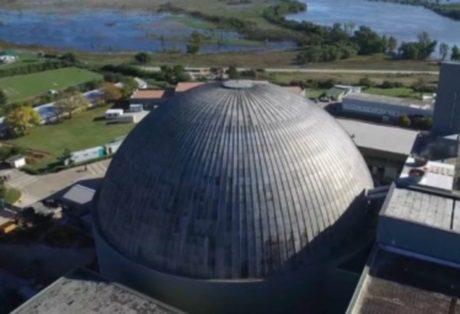 jaderná energie - Prodloužení provozní licence pro první blok JE Atucha - Ve světě (Atucha 1 460 NASA 1) 1
