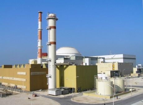Íránský první blok JE Búšehr přechází na palivo TVS-2M