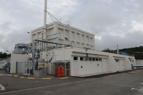 jaderná energie - První test tlakovodního okruhu v reaktoru CABRI úspěšně dokončen - Ve světě (CABRI 460 GCC Groupe) 1
