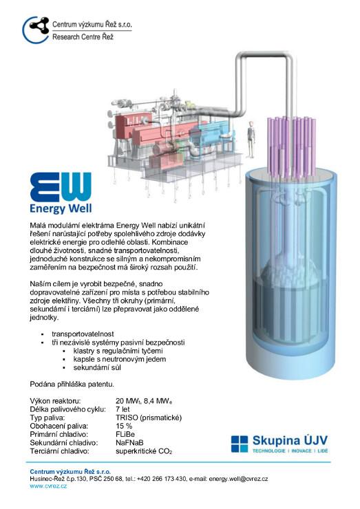 jaderná energie - Česko zaujalo na konferenci o SMR v Atlantě - Inovativní reaktory (EW PL CZ 740) 3