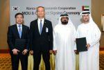 Spojené arabské emiráty a Jižní Korea rozšiřují spolupráci