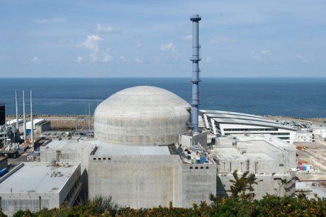 jaderná energie - Zjištění problémů s kvalitou svarů reaktoru EPR v JE Flamanville - Nové bloky ve světě (Flamanville 3 EPR 460 EDF Alexis Morin and Antoine Soubigou) 1