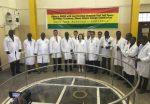 Závazek k bezpečnosti u ghanského výzkumného reaktoru