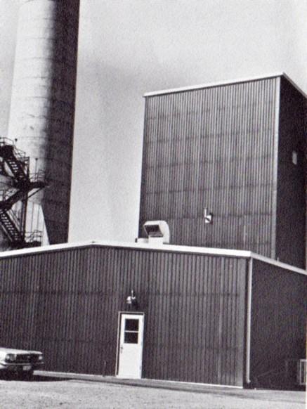 jaderná energie - Fort St. Vrain v obrázcích, část 4 - Věda a jádro (Helium Circulator Test Facility PSCo Valmont Station) 4