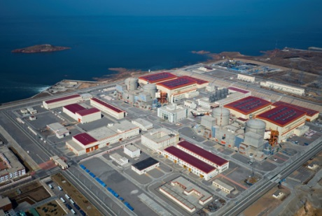 jaderná energie - Podnik Rolls-Royce podepsal se společností CGN smlouvu ohledně systému pro regulační tyče - Ve světě (Hongyanhe units 1 4 460 SNPTC) 7