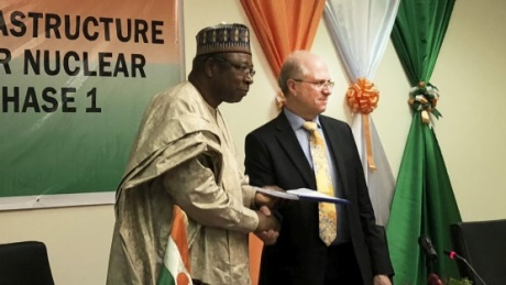 Nigérie dokončila misi agentury MAAE ohledně jaderné infrastruktury