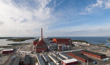 jaderná energie - Podle TVO bude palivo do Olkiluoto3 zavezeno koncem letošního roku - Nové bloky ve světě (Olkiluoto 3 September 2016 460 TVO) 3