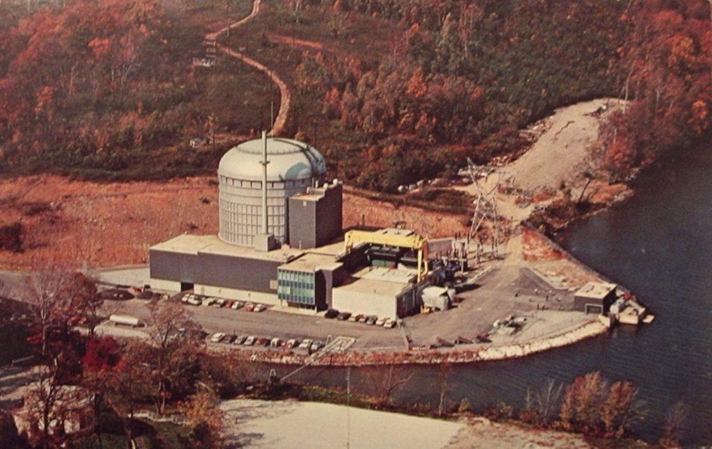 jaderná energie - Fort St. Vrain v obrázcích, část 4 - Věda a jádro (PeachBottom1asbuilt) 9