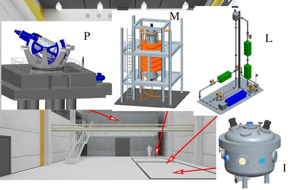 jaderná energie - Vědci vytvoří analog Země z osmi tun tekutého sodíku - Věda a jádro (PicOri 1024) 1