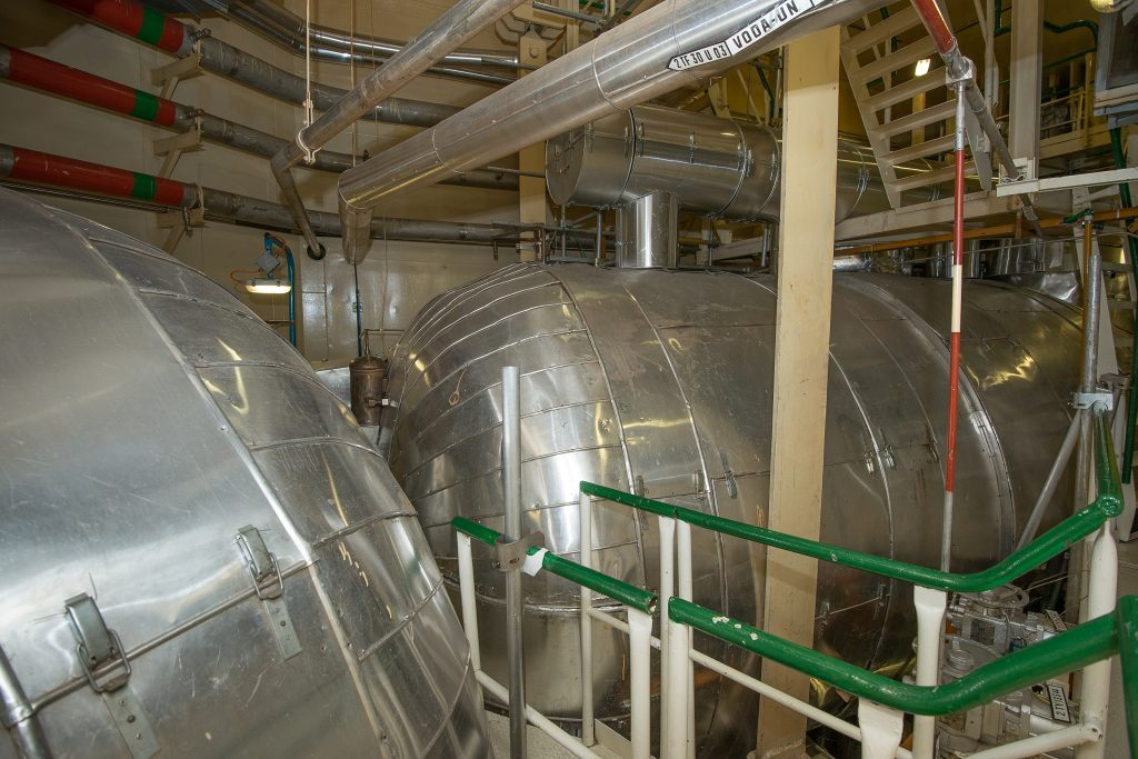 jaderná energie - Nově nastavené kontroly v Dukovanech fungují - V Česku (S120590 1024) 1