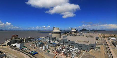 jaderná energie - Probíhá zakládání paliva do prvního bloku je San-men - Nové bloky ve světě (Sanmen units 1 and 2 460 CNNC) 1
