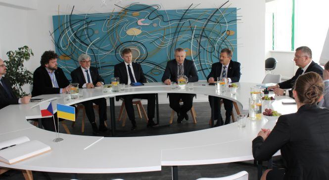 ZČU podepsala smlouvu o spolupráci s ukrajinskou NAEK Energoatom