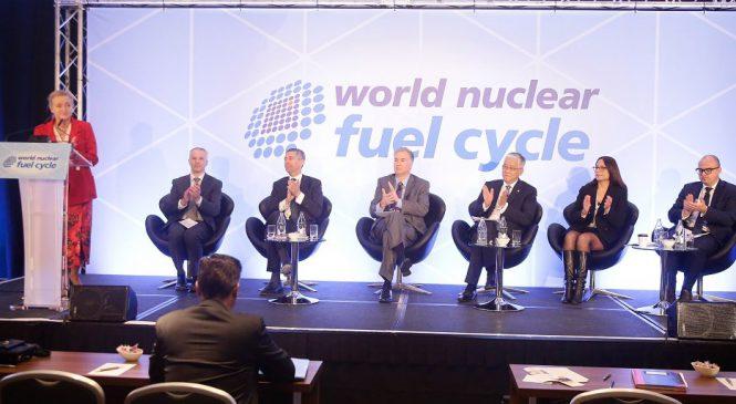 Rosatom na konferenci WNFC 2018 vMadridu představil svůj vývoj voblasti jaderného palivového cyklu