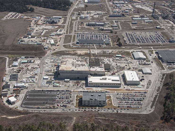 jaderná energie - Američané zastavili stavbu továrny na MOX palivo - Back-end (02 1 740) 1